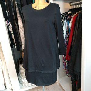 Susana Monaco Nylon(Supplex)/Spandex Long Sleeve D